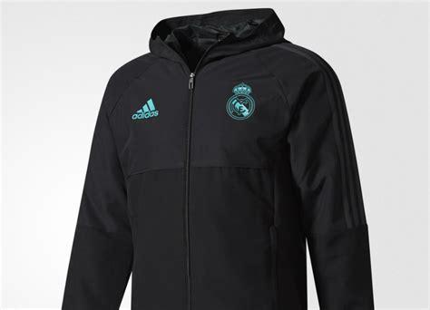 Juventus Adidas Presentation Jacket 17 18 Blue White football shirt culture