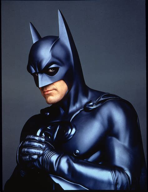 George Clooney as Batman   Hero Complex ? movies, comics