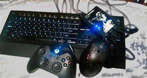Keymander - Play Console Games With A Keyboard & Mouse ... Xbox 360 Emulator Android