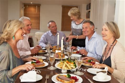 hold a fab dinner party without breaking bank