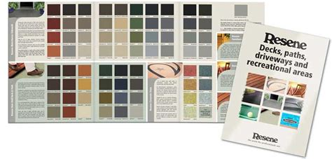 new versions of 2 popular resene colour charts been relesed recently by resene paints