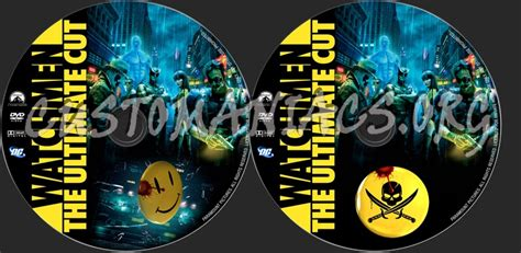 Watchmen The Ultimate Cut Dvd watchmen the ultimate cut dvd label dvd covers labels by customaniacs id 78056 free