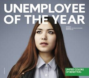 Grants For Mba Unemployed by Benetton Challenges Clich 233 S On Unemployed Marketing Week
