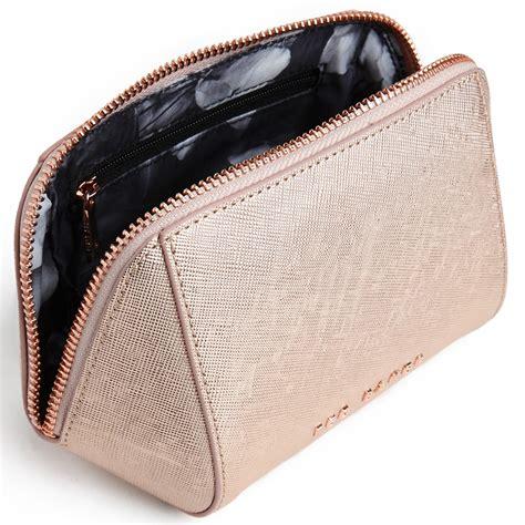 Lalang Cosmetic Makeup Bag Gold ted baker gold makeup bag saubhaya makeup
