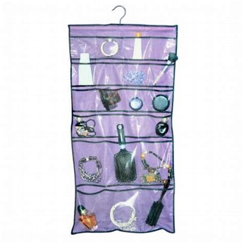Closet Accessory Organizer by Hanging Jewelry Organizer Accessory Makeup Supplies