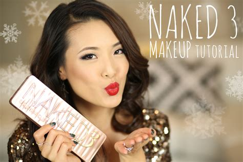 Eyeliner Mascara Naked3 tutorial decay 3 makeup from