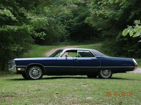 1971 Chrysler Imperial by Elijah S 1971 Imperial Lebaron