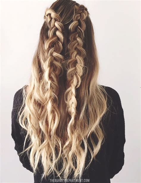 ways to braid your hair for a sew in make it last simple hairstyles dutch braids and dutch