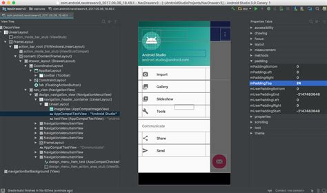 android studio get layout android studio 3 0 brings kotlin support and a ton of new