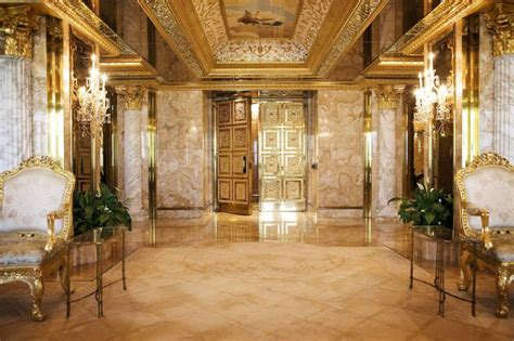 inside trumps house a look inside president trump s quot white house north quot core77