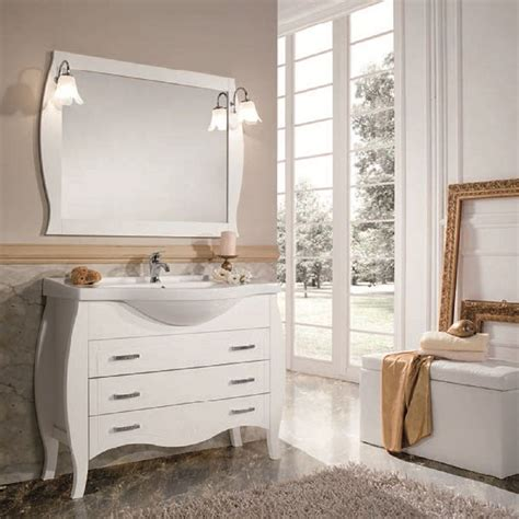 mobili bagno country chic specchi country chic