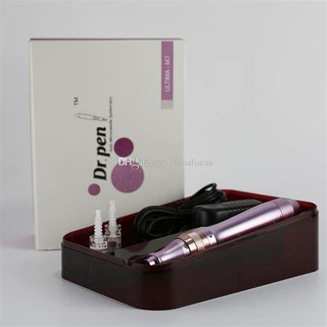 Dr Pen Ultima M7 W Wireless dr pen ultima m5 c m7 c derma pen pink and golden color