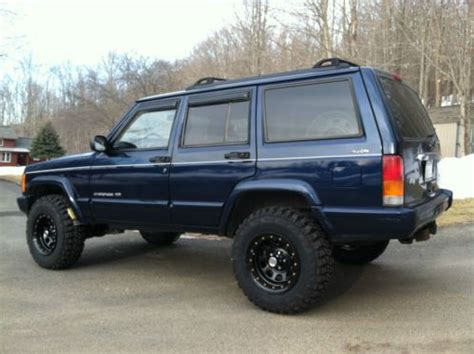 Jeep 2000 Lift Kit Buy Used 2000 Jeep Limited 4x4 Country 3