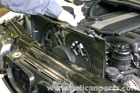 2003 bmw 325i radiator fan bmw e46 fan replacement bmw 325i 2001 2005