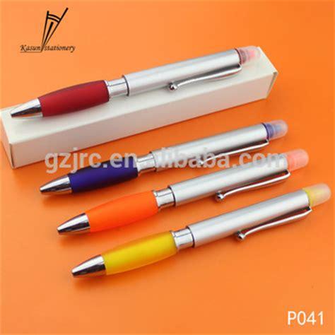 doodle pen plastic promotion highlighter 2 in 1 plastic pen drawing pen buy