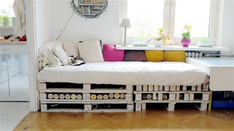 couch ideas diy furniture storage with pallets on pinterest pallet