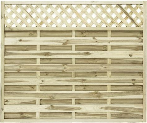 Trellis Fence Panels Cheap Pressure Treated Wooden Fence Panels Garden Fencing