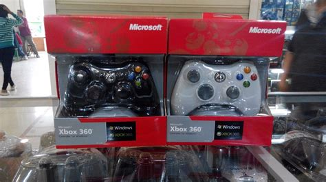 Stik Xbox 360 jual stik stick xbox 360 microsoft controller xbox 360