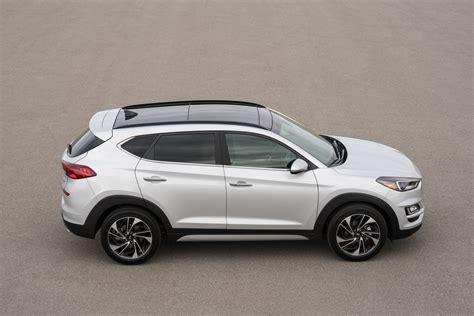 Hyundai New 2019 by 2019 Hyundai Tucson Turbo Makes Way For New 2 4l Engine