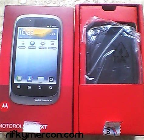Hp Motorola Xt530 review smartphone android motorola xt xt530 xt531 rifkymercon rifkymercon