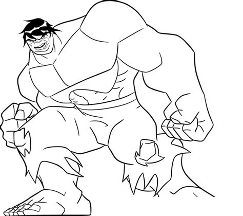 hulk coloring pages easy incredible hulk coloring pages printable