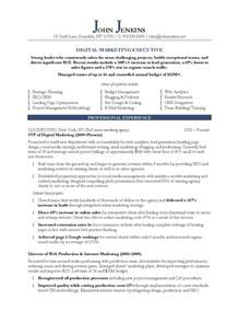 Marketing Resume Formats by Marketing Resume Template Health Symptoms And Cure