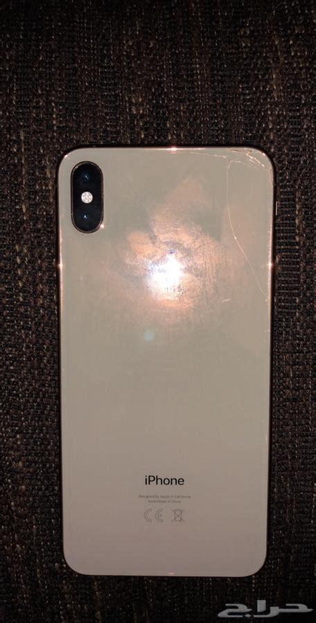 حراج الأجهزة iphone x max 256