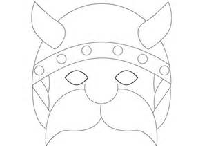 viking template how to craft viking mask hellokids