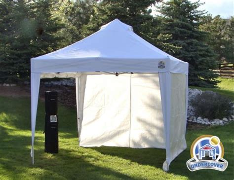Undercover Canopy Undercover 10 X 10 Lightweight Commercial Aluminum