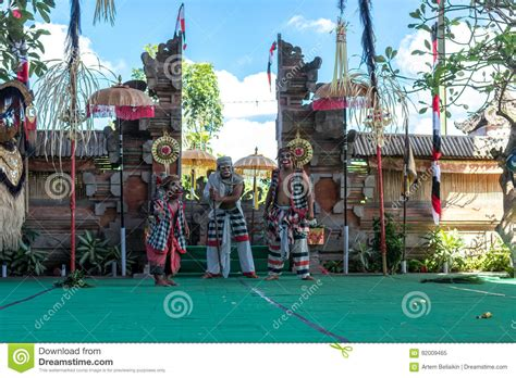Barong Indonesia bali indonesia may 5 2017 barong on bali