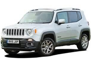 Suv Jeep Jeep Renegade Suv Interior Dashboard Satnav Carbuyer