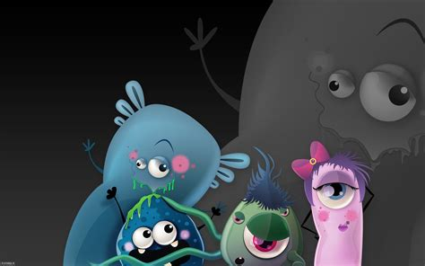 wallpaper cute monster cute monster wallpaper
