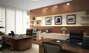 modern style director room interior design decorating