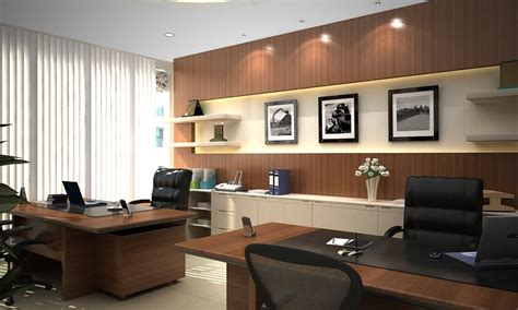 office room design modern style director room interior design decorating