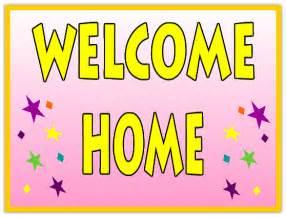 welcome home signs welcome home 104 welcome home sign templates templates