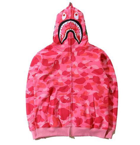 Hoodie Bape A Bathing Ape Army Camo Include Packaging 1 s shark jaw camo ape bape hoodie jacket zipper jacket