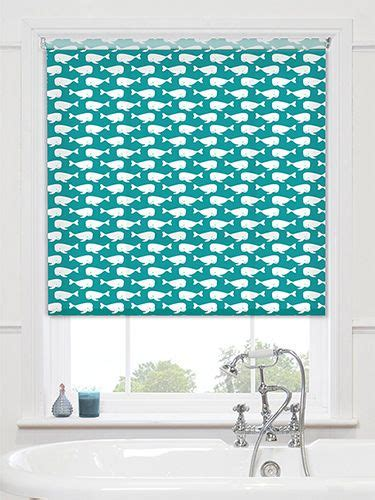 colourful roller blind bathroom roller blinds rollers and turquoise on pinterest