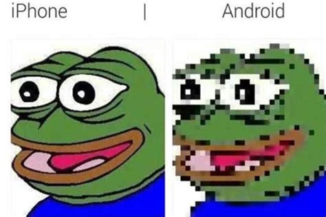 Android Versus Iphone Meme by Apple Iphone 7 Launch Battle Between Android And Ios