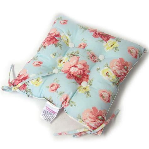 pink floral chair cushions kaderia rakuten global market limited seat cushion
