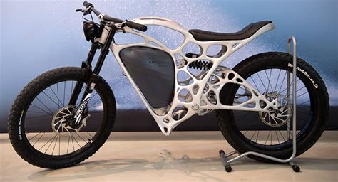 Yamaha Motorrad Ottobrunn by Light Rider Airmen 3d Print World S First Motorcycle From