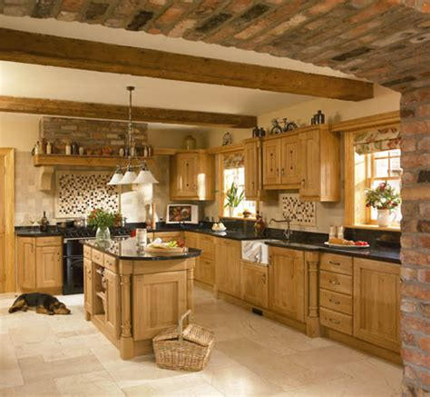 Rustic Kitchen Decor Uk A Rustic Modern Kitchen Rock And Co Granite Ltd