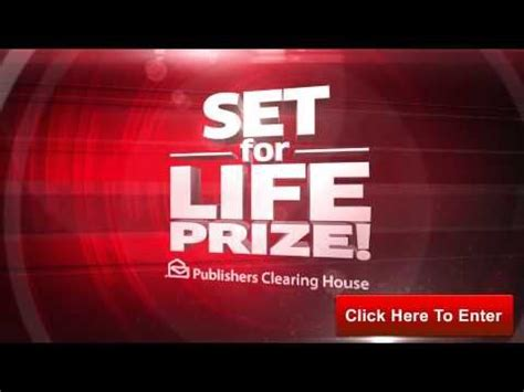 How Many People Enter Publishers Clearing House - enter to win 7 000 a week for life from publishers clearing house this could