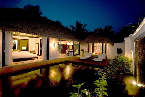 beach home iruveli a serene beach house in maldives architecture