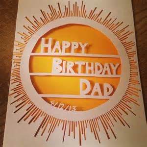 dads birthday card ideas