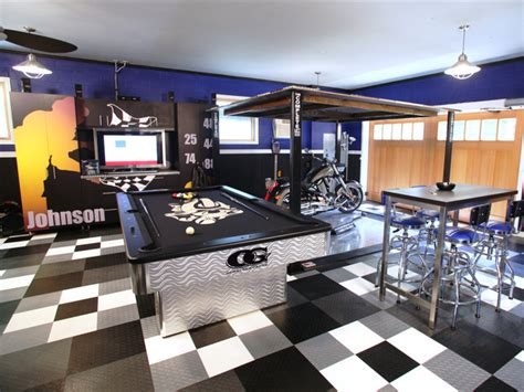awesome garage ideas awesome man caves ideas