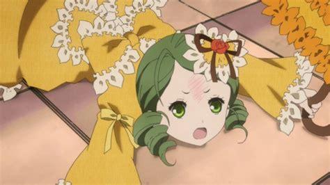 T Best Promo Tas Belanja Karakter Transparan Dari Plastik Bisa Dilipat 7 karakter anime wanita berambut hijau terfavorit japanese radio