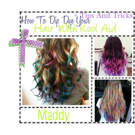 7 Tips For Dying Your Hair Brown by Quot How To Tip Dye Your Hair With Kool Aid Tips And Tricks