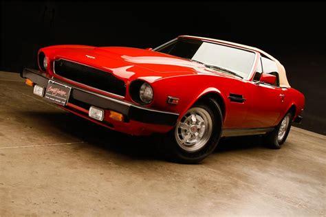Aston Martin Orange County by 1982 Aston Martin Volante Convertible 130304