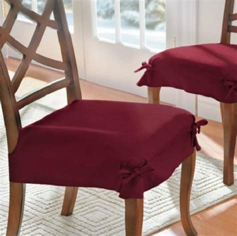 Ebay Dining Chair Covers Set Of 2 Adjustable Microsuede Dining Chair Covers Seat Slipcover Table Linens Ebay