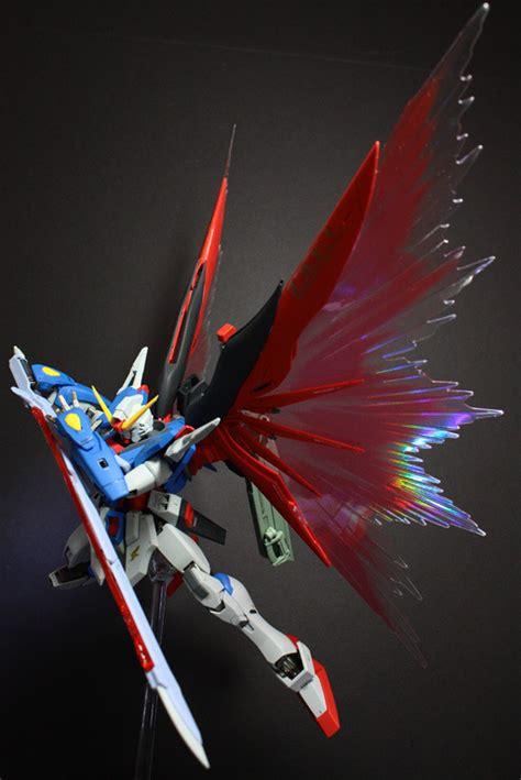 Mg Gundam Destiny Blast Mode mg 1 100 zgmf x42s destiny gundam blast mode
